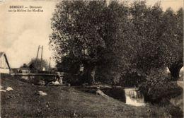 CPA Demigny Deversoir Sur La Riviere FRANCE (953575) - France