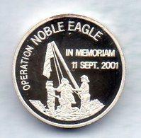 LIBERIA, 20 Dollars, Silver, Year 2001, Piefort. - Liberia