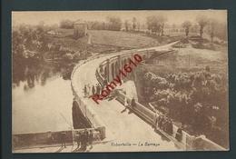 ROBERTVILLE. (Waismes-Weismes)  Le Barrage. Carte Animée, Photographe à L'avant Plan) - Waimes - Weismes