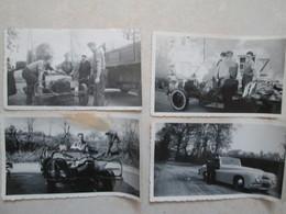 Photo Sur L'automobile (jolie Lot) - Automobiles