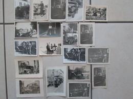 Photo Sur L'automobile (jolie Lot) Modéle Divers Et Variée - Automobiles