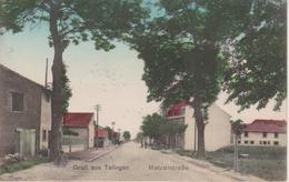 57 - TALANGE - ROUTE DE METZ - Talange