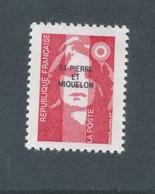 SAINT PIERRE ET MIQUELON - N°578 NEUF** LUXE SANS CHARNIERE - 1993 - St.Pierre & Miquelon
