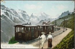 MÜRREN BAHN Mit Hochgebirge - BE Bern