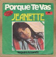 """7"""" Single, Jeanette - Porque Te Vas - Disco, Pop"""