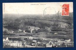 54. Longwy-Bas. La Gare Et Les Faïenceries. 1908 - Longwy