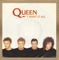 "7"" Single, Queen - I Want It All - Disco, Pop"