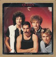 """7"""" Single, Queen - Radio Ga Ga - Disco, Pop"""