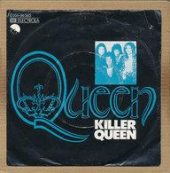 """7"""" Single, Queen - Killer Queen - Disco, Pop"""