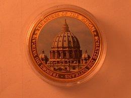 MEDAILLE - Tresors Du Vatican - Jetons & Médailles