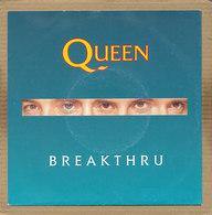 """7"""" Single, Queen - Breakthru - Disco, Pop"""