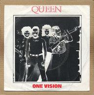 "7"" Single, Queen - One Vision - Disco, Pop"
