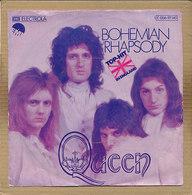 """7"""" Single, Queen - Bohemian Rhapsody - Disco, Pop"""