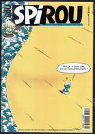 """SPIROU N° 3158 -  Année 1998 - Couverture """"SCHTROUMPFS"""" De PEYO. - Spirou Magazine"""