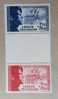 FRANCIA 1942  LEGIONE TRICOLORE - Nuovi
