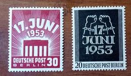 GERMANIA BERLINO 1952 - 17 GIUGNO - [5] Berlino