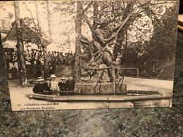 La Fontaine Neptune - Luxeuil Les Bains