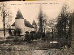 Ladaux - France