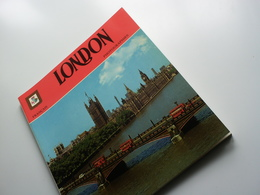 LONDON -français -FISA 1987 -guidebook - Tourism