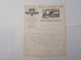 Limes Rapes Et Outils Proutat Thomeret Et Creusvaux à Arnay Le Duc En Cote D'or - 1900 – 1949