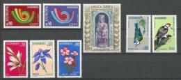 ANDORRE ANNEE 1973 N°226 A 233  NEUFS** - Andorre Français