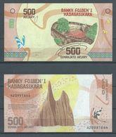 Madagascar Nouveau Billet 500 Ariary Neuf ** - Madagaskar