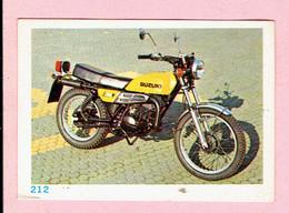 Sticker - Moto SUZUKI 212 - Autocollants