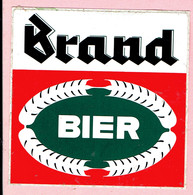 Sticker - Brand BIER - Autocollants
