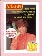 Sticker - Weekblad Dag Allemaal - Mimi Smith - Autocollants