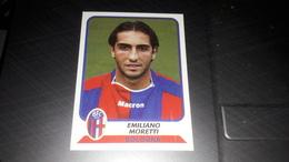 Calciatori Panini 2003-2004 Bologna Emiliano Moretti N 33 - Panini