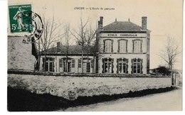 Loire OUCHES Ecole De Garçons - Francia