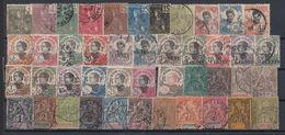 Indochina Nice Lot High Value - Indochine (1889-1945)