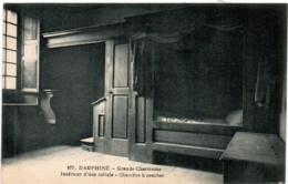 6AM 69.  GRANDE CHARTREUSE  - INTERIEUR D' UNE CELLULE - Chartreuse
