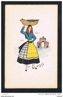 LISBOA - VARINA - COSTUMES 1940/50s - PORTUGAL - Lisboa
