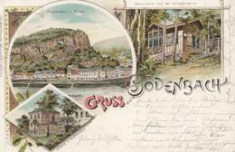 Österreich: 1898: Ansichtskarte Bodenbach Nach Döblen - Covers & Documents