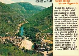 Les Gorges Du Tarn Sainte Enimie    CPM Ou CPSM - Gorges Du Tarn