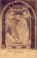 FIRENZE  MUSEO NAZIONALE    POST CARD  (FEB200049) - Sculture