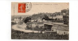 36 - LE BLANC - Ville Haute Et Route De Poitiers - 1914 (P140) - Le Blanc