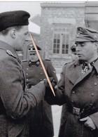 RPCP :Ancienne Photo De Presse. Sipho Bruxelles. Militaria. REX. Retour De Léon Degrelle - Célébrités
