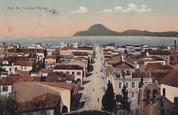 PATRAS      RUE ST NICOLAS          BEL AFFRANCHISSEMENT - Griechenland