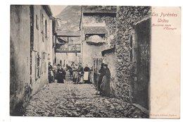 Urdos. Ancienne Route D'Espagne. - Francia