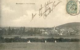 21 - Beurizot - Vue Générale - France