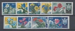 SAN MARINO 1953 FIORI 1º Nº  400/408 * MH - San Marino