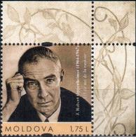 "Moldova 2019 ""115th Anniversary Of Robert Oppenheimer (1904–1967). American Theoretical Physicist"" 1v Quality:100% - Moldavie"