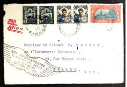 27929 - 20e Anniversaire Vol SAIGON / FRANCE - Indochina (1889-1945)