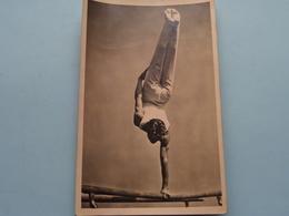 JAN DE GRAAF ( Lid Keurkorps Ned. Gymn. Verbond ) Uitgave N° 6 > Brouwer - Wormerveer / Anno 19?? ( Zie Foto's ) ! - Gymnastics