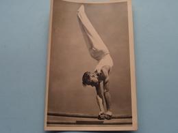JAN DE GRAAF ( Lid Keurkorps Ned. Gymn. Verbond ) Uitgave N° 7 > Brouwer - Wormerveer / Anno 19?? ( Zie Foto's ) ! - Gymnastics