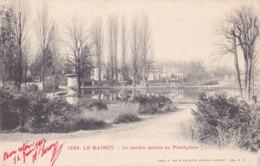 Le Raincy (93) - Le Jardin Public Du Presbytère - Le Raincy