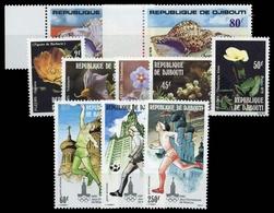 1978, Dschibuti, 229-30 U.a., ** - Dschibuti (1977-...)