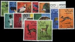 1960, Somalia, 12-15 U.a., ** - Somalia (1960-...)